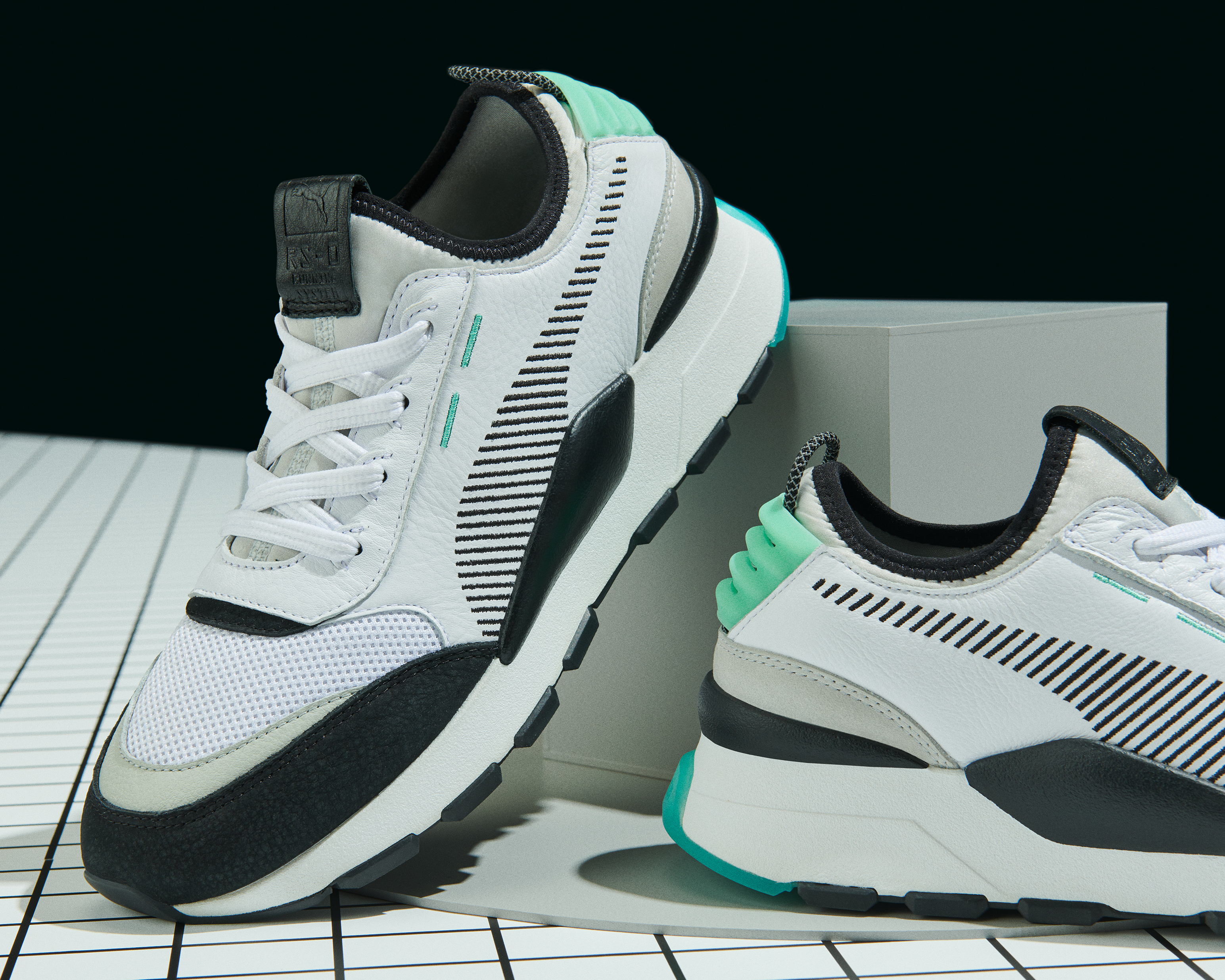 PUMA R-SYSTEM: A Story of Reinvention